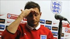 Suy sụp vì Luke Shaw nên Lampard ngậm ngùi chia tay ĐT Anh