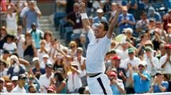Bóng hồng giúp Nishikori viết cổ tích ở US Open