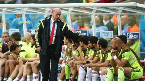Rất ít cầu thủ Barca được Del Bosque triệu tập lên tuyển đợt này