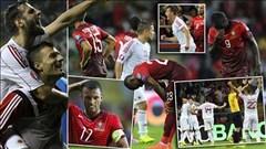 Bồ Đào Nha thua sốc Albania: Đáng coi là thảm họa!