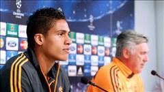 Tin La Liga (8/9): HLV Ancellotti tính để Varane đá tiền vệ phòng ngự