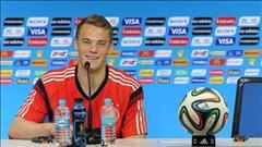ĐT Đức: Neuer đặt nặng chiến thắng hơn lối chơi