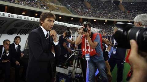 Những thay đổi về nhân sự và cách chơi của tân HLV Conte đang giúp Italia thi đấu thăng hoa