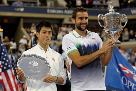 US Open: Những điều ít biết về nhà vô địch đơn nam Marin Cilic