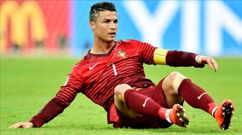 Việc hoàn toàn phụ thuộc vào Ronaldo cho thấy lực lượng hạn chế của Seleccao