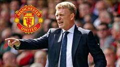 Tin Premier League (9/9): M.U mất 50 triệu bảng dưới triều đại David Moyes