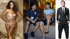 """Chuyện bên lề (9/9): Maradona say, hung hăng """"chửi rủa"""" Aguero"""