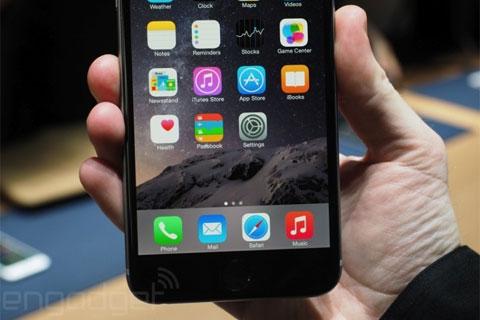 Ảnh thực tế iPhone 6 và iPhone 6 Plus