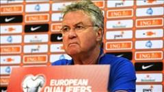 Hiddink nói gì sau trận thua CH Czech?