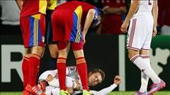 Ramsey lại dính chấn thương, Arsenal lo sốt vó