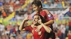 Alcacer lập 2 cột mốc ngày ra mắt ĐT Tây Ban Nha