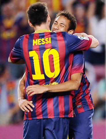 Đã đến lúc Neymar chứng tỏ mình