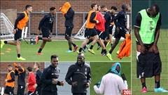 Balotelli lại khiến NHM ngán ngẩm vì không biết... mặc quần