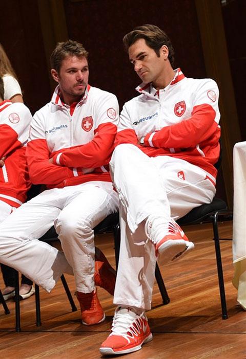 Davis Cup: Roger Federer trước cơ hội lịch sử