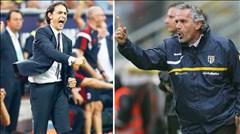 Cuối tuần này Parma đụng Milan: Donadoni tái ngộ Inzaghi