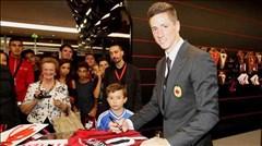 Torres hợp với Milan hơn Balotelli!