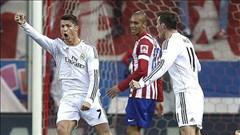 """Ronaldo, """"hung thần"""" của Atletico!"""