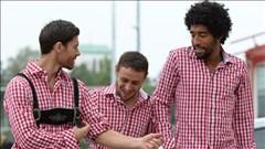 Dante bất ngờ khi Bayern chiêu mộ Alonso