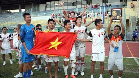 NHM đang đặt trọn niềm tin vào U19 Việt Nam