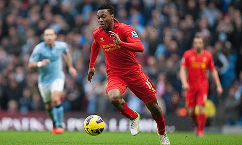 "Liverpool sắp ""trói chặt"" Sturridge"