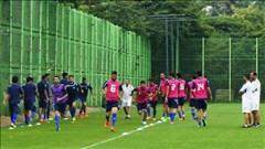 Nhận diện đối thủ đầu tiên của Olympic Việt Nam