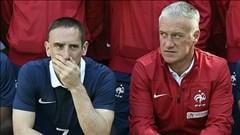 Kệ Platini dọa nạt, Ribery cương quyết chia tay ĐT Pháp