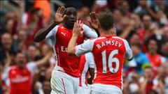 Chấm điểm Arsenal 2-2 Man City: Màn chào sân ấn tượng của Welbeck