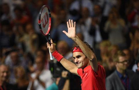 Davis Cup: Federer và Wawrinka đưa Thụy Sỹ dẫn trước Italia 2-0