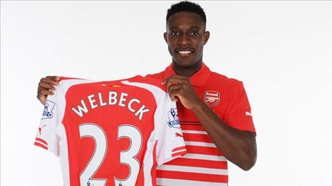 Với một tiền đạo chỉ ghi 37 trong 178 trận ra sân như Danny Welbeck, chưa có gì chắc chắn anh sẽ là chủ công đáng tin cậy của các Pháp thủ