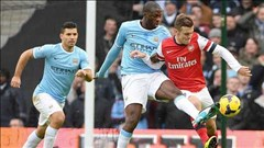 Thể lực, yếu tố quyết định thành bại trận Arsenal - Man City?