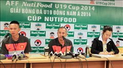 Họ nói gì sau trận chung kết U19 Đông nam Á 2014 - Cúp Nutifood?
