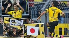 """Kagawa về Dortmund như """"cá gặp nước"""""""
