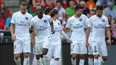 Hòa 1-1 với Rennes, PSG vẫn chưa thể lên đỉnh
