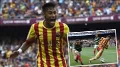 """Tại sao Neymar chưa thể bị Munir """"cướp"""" vị trí?"""