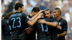 Inter 7-0 Sassuolo: Tái lập màn vùi dập