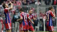 Bayern Munich 2-0 VfB Stuttgart (Vòng 3 Bundesliga 2014/15)