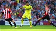 Sunderland 2-2 Tottenham (Vòng 4 Premier League 2014/15)