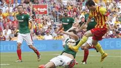 Barca 2-0 Bilbao: Messi + Neymar = 3 điểm