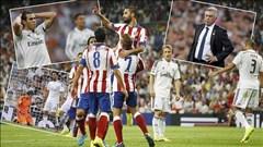 4-4-2 khiến nhiều cầu thủ Real gặp khó