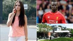 Chuyện bên lề (14/9): Đói sex, Balotelli dắt gái lạ về nhà giải sầu