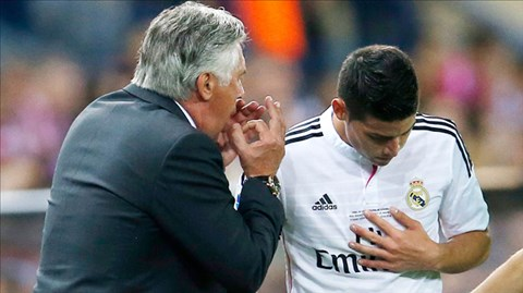 Thất bại liệu có giúp thầy trò HLV Carlo Ancelotti vùng dậy mạnh mẽ hơn?