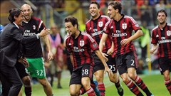 Parma 4-5 Milan: Bữa tiệc bàn thắng