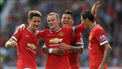 Man Utd 4-0 Queens Park Rangers