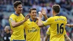 Arsenal rối loạn nhân sự trước thềm trận gặp Dortmund