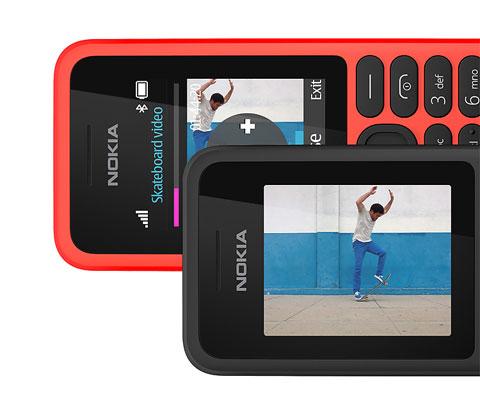 Infographic: Nokia 130 - Điện thoại giá rẻ đầu tiên của Microsoft
