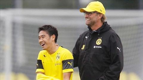 Kagawa trở lại Dortmund và lập tức tỏa sáng