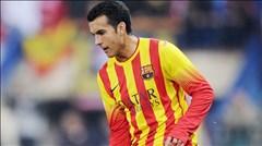 Juventus theo đuổi Pedro