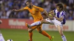 01h45 ngày 17/9: Real vs Basel: Kền kền khủng hoảng