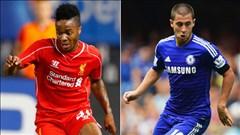 Sterling vs Hazard: Ai xuất sắc hơn ở mặt trận tấn công?