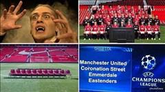 Ảnh chế M.U không được dự Champions League